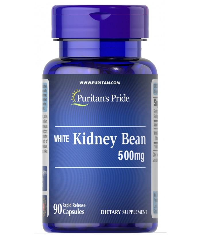 Puritan's Pride White Kidney Bean Product