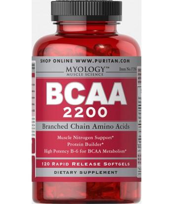puritan's pride BCAA 2200 product