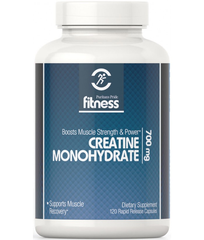 Puritan's Pride Creatine Monohydrate 700 mg Product