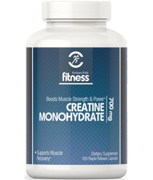 Creatine Monohydrate 700 mg 11/2021