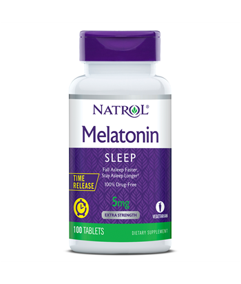 Natrol Melatonin Time Release 5 mg Product