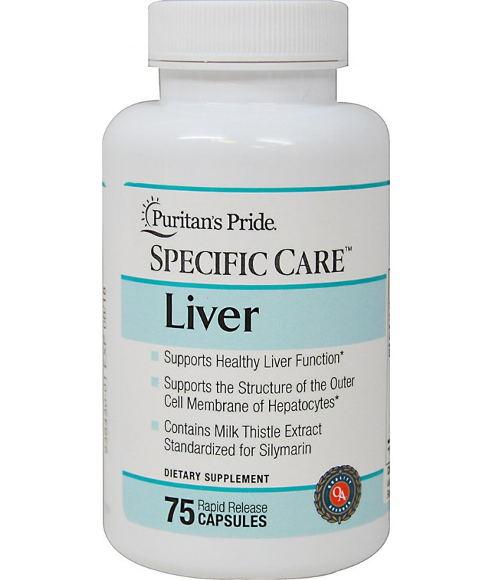 puritan's pride Specific Care Liver Product