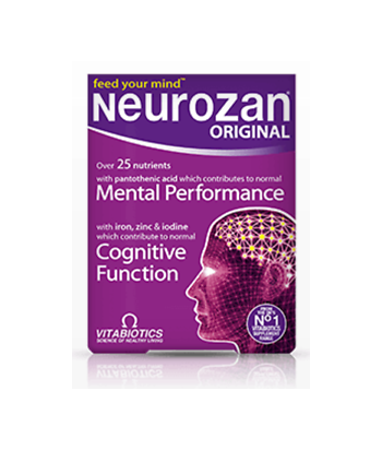 Vitabiotics Neurozan Original Product