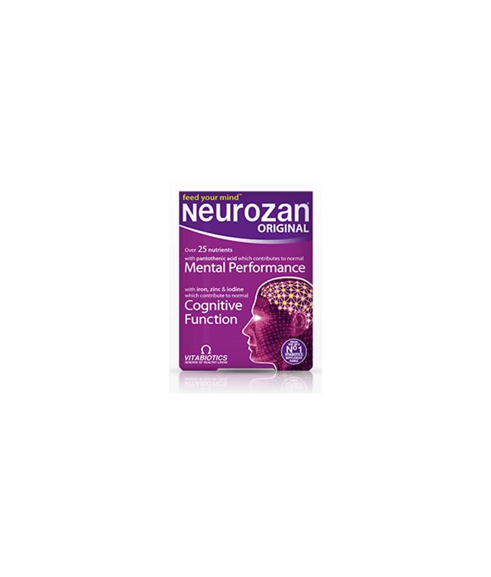 Vitabiotics Neurozan Original Product