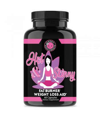 Angry Supplements HOT & SKINNY WOMEN'S THERMOGENIC WEIGHT LOSS AID Product