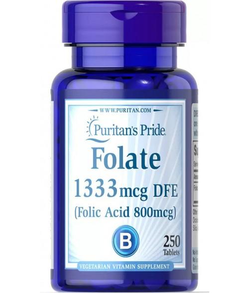 حمض الفوليك 1333 ميكروجرام DFE