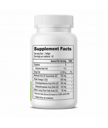 lifetrients Learn Product Label