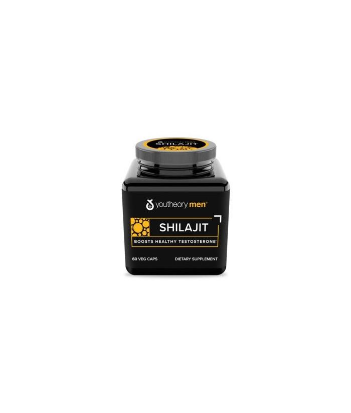 youtheory Men's Shilajit 250 mg 60Caps Product