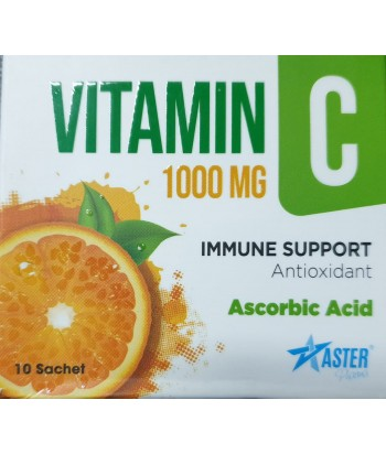 منتج فيتامين سي 1000 مجم للأطفال من سن 6 شهور