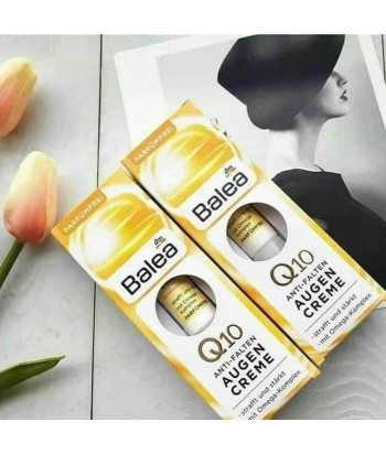 Balea Q10 anti wrinkle eye cream Product
