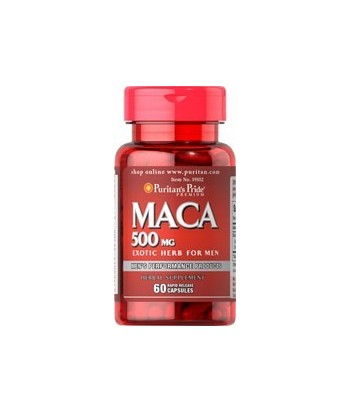 Maca 500 mg - Sexual Health supplment for men