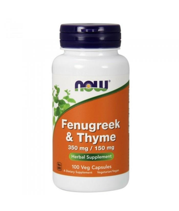 Fenugreek & Thyme 500 mg