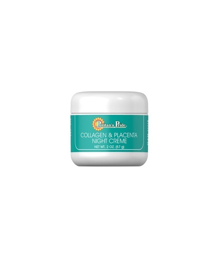 Natural Collagen and Placenta Night Creme
