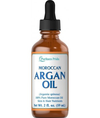 Puritan's Pride Moroccan Argan Oil- 59 ml Product