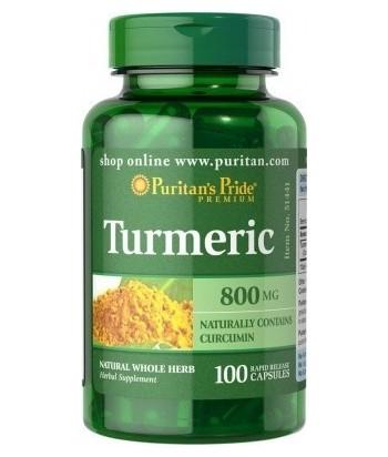 Turmeric Curcumin 800 mg