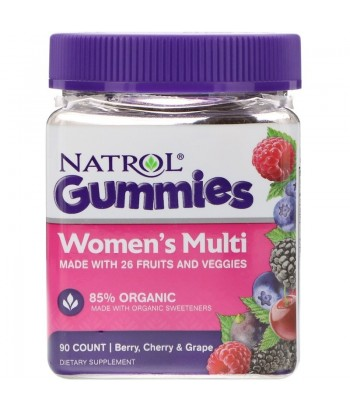 WOMEN'S MULTI GUMMIES - Natrol