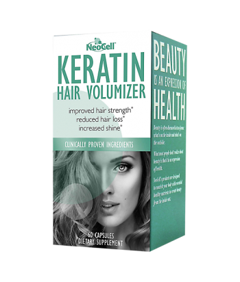 Neocell Keratin Hair Volumizer Product