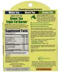 Green Tea Triple Fat Burner, 30 Soft-Gels