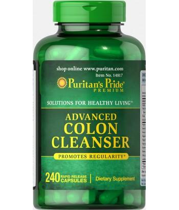 Puritan's Pride Advanced Colon Cleanser Product