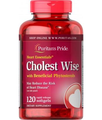 منتج أساسيات القلب كولست وايز مع الستيرولات النباتية من بيوريتانز برايد