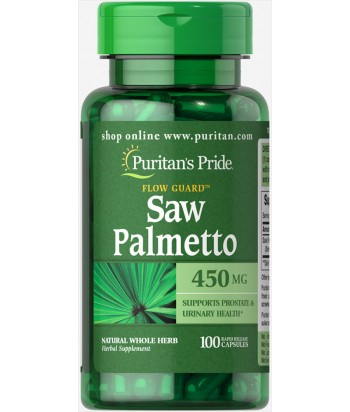 منتج سو بالميتو 450 مللى جرام من بيوريتانز برايد