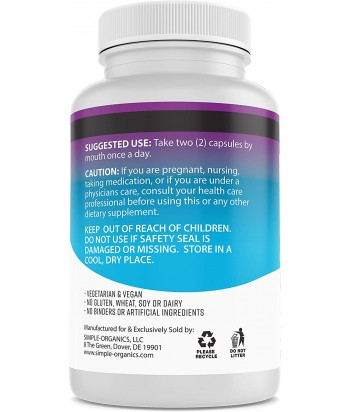 Keto Diet Pills Product Label