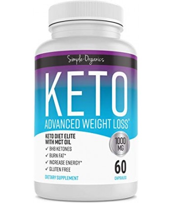 Keto Diet Pills Product