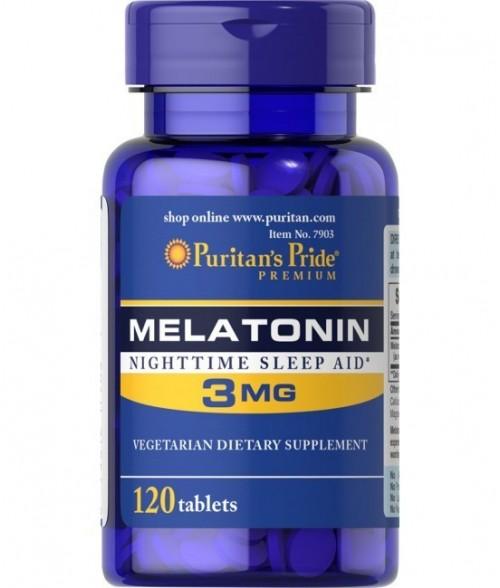 الميلاتونين 3 ملغ - 120 قرص