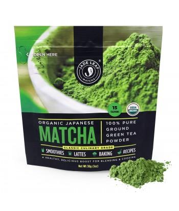 Organic Japanese Matcha Product