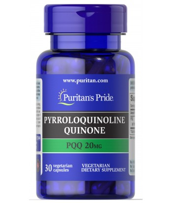 Puritan's Pride PQQ 20 mg Product