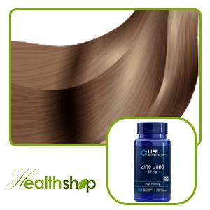 zinc for hair