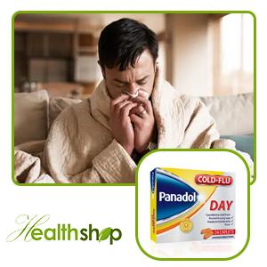panadol cold & flu day
