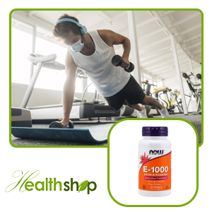 vitamin E Now foods